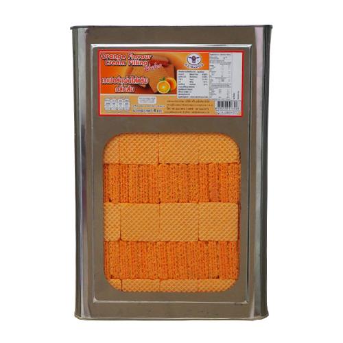 ?❤️??ยินดีรับใช้ ยินดีให้บริการ!!! ขนม,ขนมกินเล่น,ขนมปังปี๊บ เวเฟอร์ เวเฟอร์แผ่น ส้ม ขนาด 1,200กรัม_ecosystem Lazada ❤ขอบพระคุณที่อุดหนุนกัน!!!.